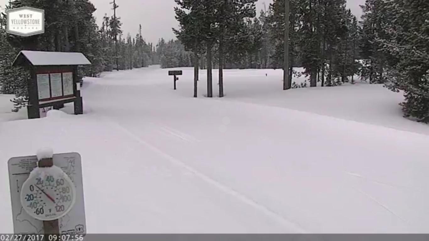 Rendezvous Ski Trail
