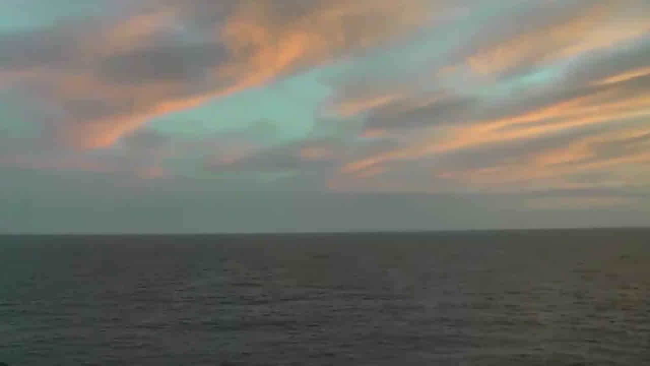 Frying Pan - Ocean Cam