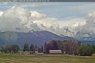 Teton Valley Webcam