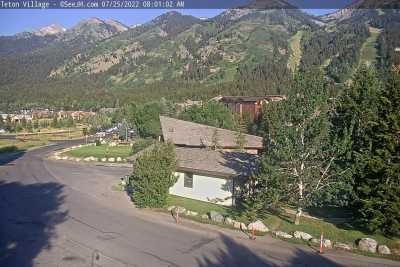 Teton Village Web Cam