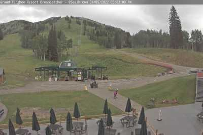 Grand Targhee Resort Webcam