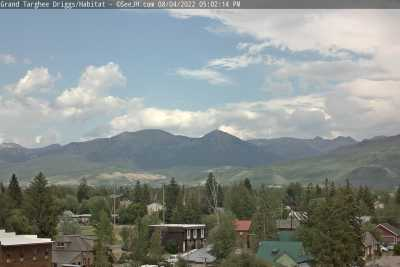 Driggs Idaho Webcam